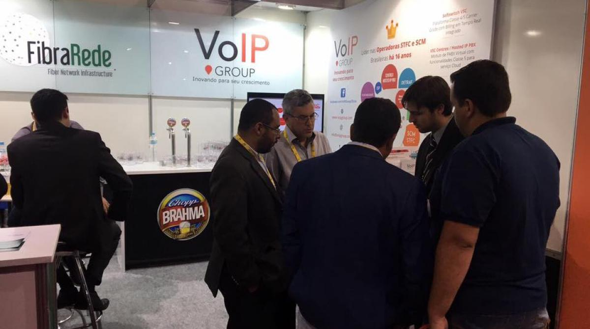 VoIP Group na Futurecom 2017
