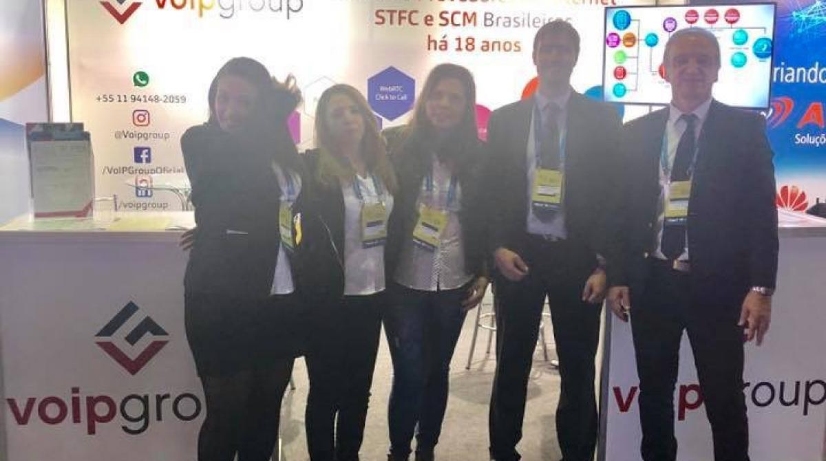 VoIP Group no LinkISP 2019 Gramado (RS)